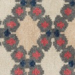 Rug Samples with Grape Hyacinth
